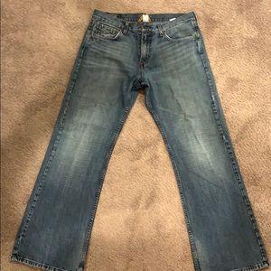 Men's Lucky Santa Fe Jeans